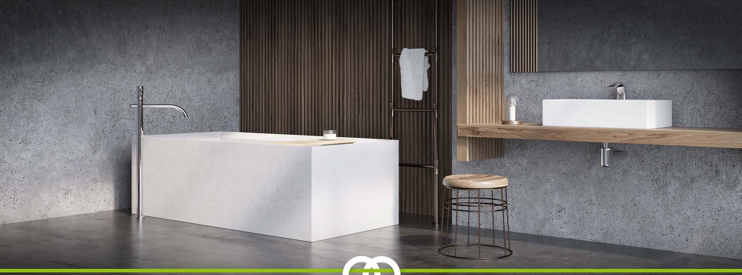 Badkamer verbouwen door de installateur uit Lemelerveld